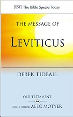 Picture of Message of Leviticus (BST)