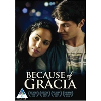 Picture of Because Of Gracia DVD