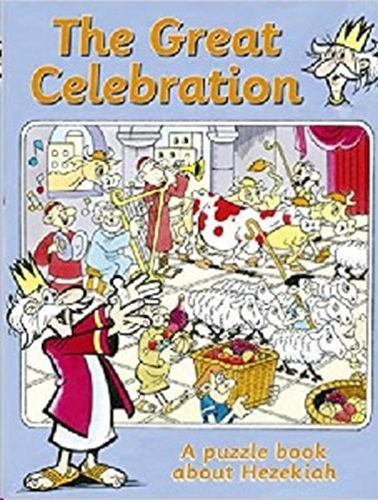 Picture of The Great Celebration (Puzzle Book)