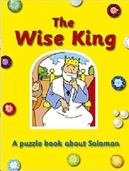 Picture of The Wise King (Puzzle Book)