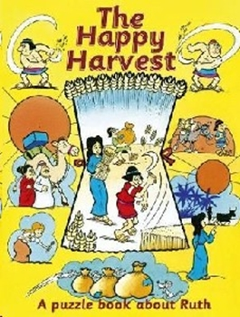 Picture of The Happy Harvest (Puzzle Book)