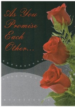 Picture of Card - Wedding