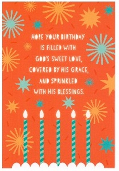 Picture of Card - Birthday