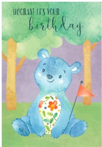 Picture of Card - Kiddies Birthday