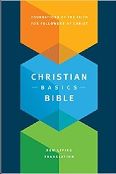Picture of NLT Christian Basics Bible
