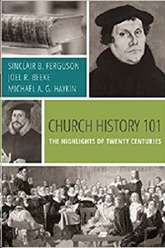 Picture of Church History 101