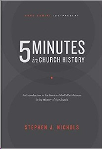 Picture of 5 Minutes in Church History