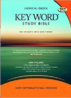 Picture of NIV Hebrew-Greek Key Word Study Bible