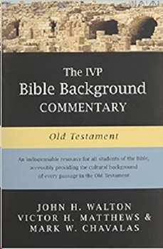 Picture of The IVP Bible Background Commentary: Old Testament