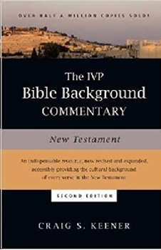 Picture of The IVP Bible Background Commentary: New Testament