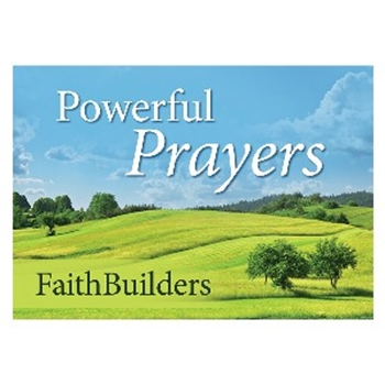 Picture of Faithbuilders Powerful Prayers