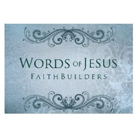 Picture of Faithbuilders Words of Jesus