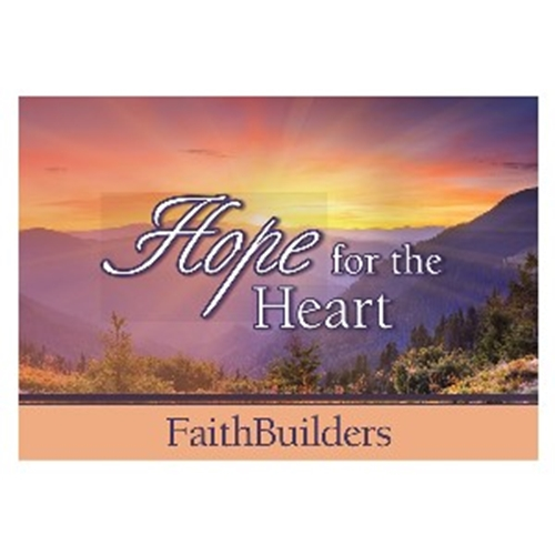 Picture of Faithbuilders Hope for the Heart
