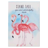 Picture of Notepad Stand Tall you were wonderfully made