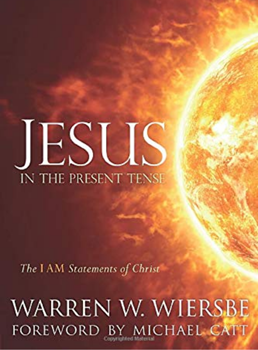 Picture of Jesus In The Present Tense