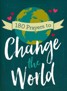 Picture of 180 Prayers To Change the World