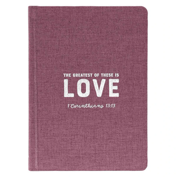 Picture of Journal 1 Corinthians 13:13 The Greatest of These