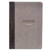 Picture of Journal Courage Joshua 1:9