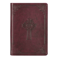 Picture of Journal Cross Brown Faux Leather
