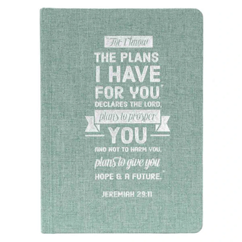 Picture of Journal For I Know The Plans I Have For You