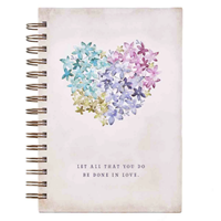 Picture of Journal Let All That You Do Be Done In Love
