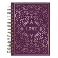 Picture of Journal Wirebound Love
