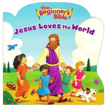 Picture of Beginner's Bible Jesus Loves the World
