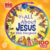 Picture of It's All About Jesus Bible Storybook