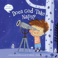 Picture of Does God Take Naps?