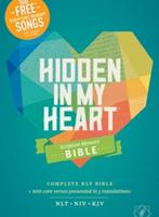 Picture of NLT Hidden In My Heart Bible
