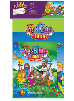 Picture of Yes!Kids Bible Funpack #1