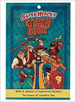 Picture of Super Heroes Sticker Book