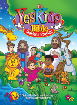 Picture of Yeskids Softcover Bible
