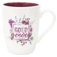 Picture of Mug Goed Genoeg Psalm 8:5-8