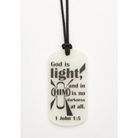 Picture of Dog Tag Glow In The Dark