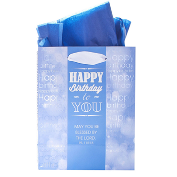 Picture of Gift Bags Small Happy Birthday to You
