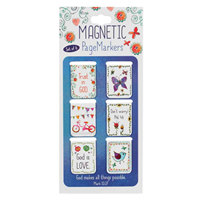 Picture of Magnetic Page Markers Everyday Blessings