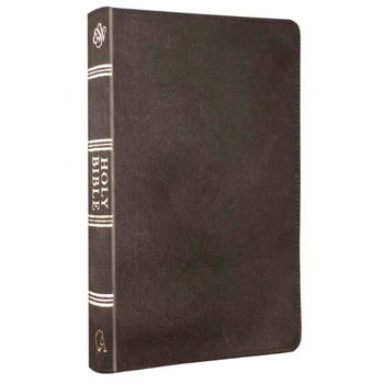 Picture of ESV Standard Index Mocca Genuine Leather