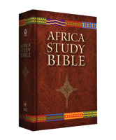 Picture of Africa Study Bible Hardcover