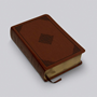 Picture of ESV Study Bible Trutone Saddle Leather
