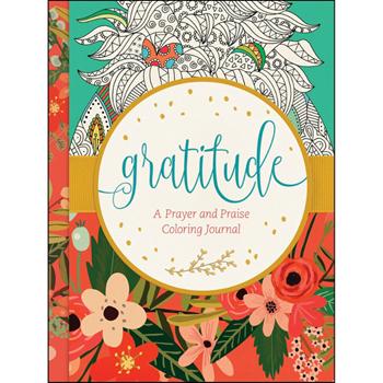 Picture of Colouring Journal Gratitude Prayer & Praise