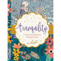 Picture of Colouring Journal Traquility Prayer & Reflection