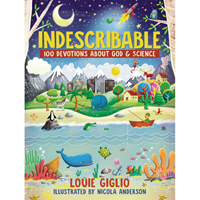 Picture of Indescribable: 100 Devotions for Kids