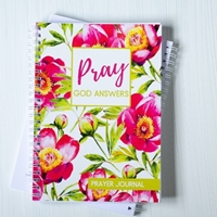 Picture of Pray - God Answers Prayer Journal