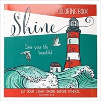 Picture of Colouring Book Shine