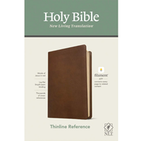 Picture of NLT Filament Thinline Reference Bible