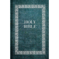 Picture of NIV Compact Bible Teal Hardcover