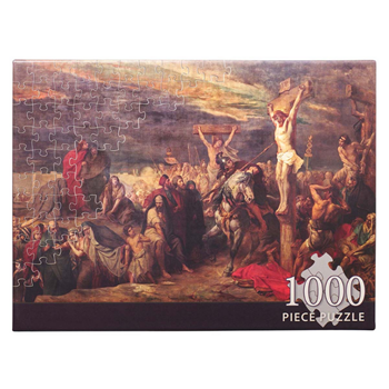 Picture of The Crucifixion Puzzle (1000 piece)