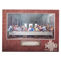 Picture of The Last Supper Puzzle (1000 piece)