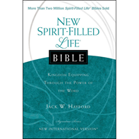 Picture of NIV New Spirit-Filled Life Bible